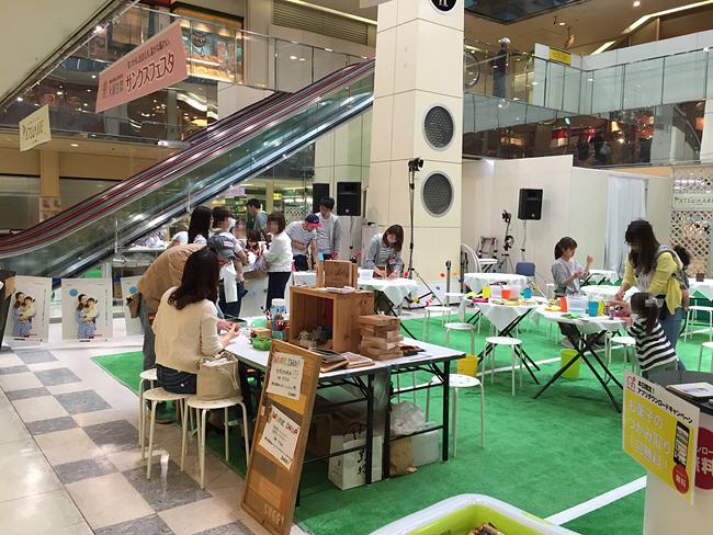 2016.5.8「ATSUMARE(アツマーレ)」@近鉄百貨店 橿原店